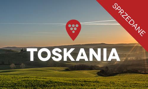 Wyjazd Toskania 10-17.10.2017