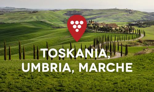Wyjazd Toskania, Umbria, Marche – NOWA DATA WKRÓTCE